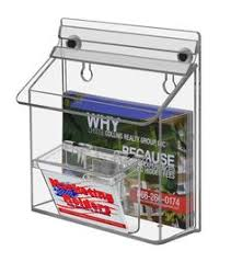 Magnetic Business Card Holder Details About 6 Business Card Holder Desktop Clear Acrylic Office