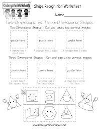 shape recognition worksheet free printable shape recognition worksheet for kindergarten
