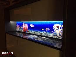 led digital kitchen backsplash backsplash glass printing custom printed kitchen backsplash models