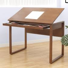 Antique Wooden Drafting Table by Wooden Drafting Table Plans Home Table Decoration