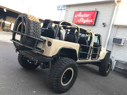 tan jeep wrangler 2 door bruiser conversions tan jeep wrangler auto styles