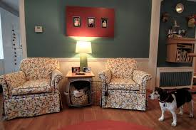 End Table Ideas Living Room Pretty End Table Dog Crate In Living Room Transitional With Wood