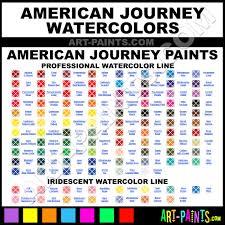 american journey watercolor paint brands american journey paint