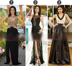 inpuff rochii rochii negre lungi de seara pentru nunti si revelion martie 2018