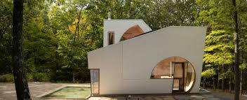 Inhouse Steven Holl Completes Ex Of In House After Two Years
