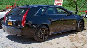 2012 cadillac cts v wagon information and photos zombiedrive