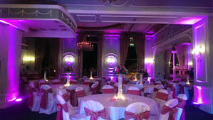 wedding dj professional disco mood lighting packages available