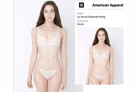 pubic hairs pics american apparel is airbrushing nipples and pubic hair off its