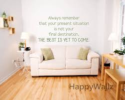 high quality wallpaper inspirational quotes promotion shop for motivational quote wall sticker the best yet come inspirational lettering decals diy modern wallpaper