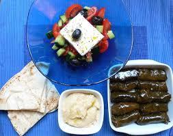 cuisine grecque cuisiner à la grecque cuisine grecque