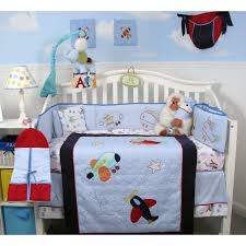 Airplane Crib Bedding Airplane Crib Bedding Sets For Baby Boys Cheap Crib Bedding Sets