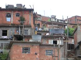 these are shanty towns that are used for low income housing in