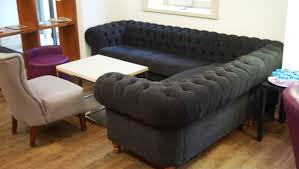 Uk Chesterfield Sofa by Bespoke Furniture By Furniture Fusion Graces The Reception Of The