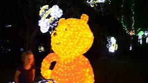 hunter valley gardens christmas lights youtube