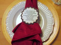 thanksgiving day proclamation make it scrappin thanksgiving napkin rings lincoln u0027s proclamation