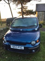 fiat multipla a well used fiat multipla but with low mileage for its age u0026 an