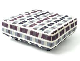 Ikat Storage Ottoman Awesome Ikat Ottoman Tufted From Pallet With Tutorial Make