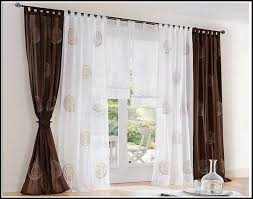 moderne wohnzimmer gardinen moderne vorhnge fr wohnzimmer finest x top stickrei gardine schal