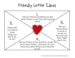 the 25 best friendly letter ideas on pinterest letter writing