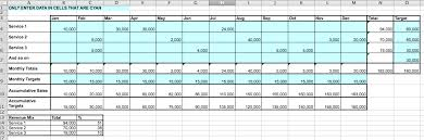 Spreadsheet For Sales Tracking by An Excel Spreadsheet For Sales Pipeline Management