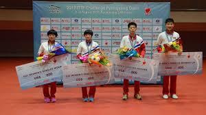 us open table tennis 2018 invitation to umpire at the 2018 ittf challenge dpr korea open