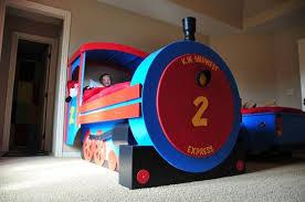 Thomas The Train Twin Comforter Set Youthful Kids Room Finished Bed1 Thomas The Train Twin Bed Hampedia
