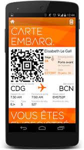 easyjet siege présentation de l application android easyjet
