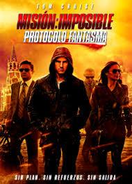 Mision Imposible: Protocolo Fantasma (Mision Imposible IV)