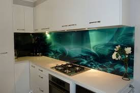 glass back splash solid glass kitchen backsplash production and installation really