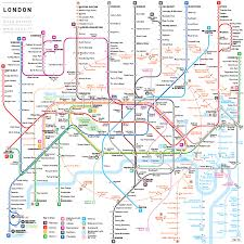 Subway Map Queens by Could This Be The Ultimate Tube Map Redesign U2013 Now Here This