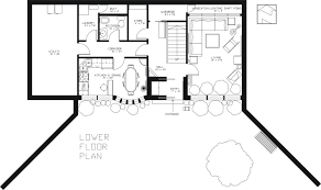 View House Plans by Earth Sheltered Passive Home Plan