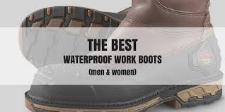 womens boots vs mens best waterproof work boots 2018 the guide