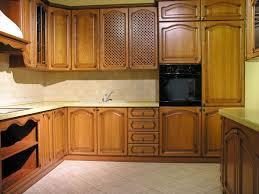 Mixed Wood Kitchen Cabinets Kitchen Room Kitchen Ombre Brown Teak Wood Kitchen Cabinets