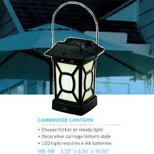 Patio Insect Repellent Thermacell Mosquito Repellent Patio Lantern Northline Express