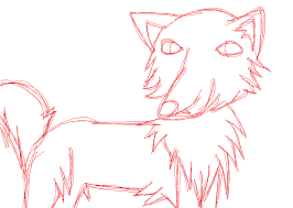 funny wolf face sketch funny animal