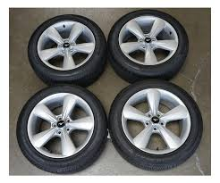 2013 mustang wheels and tires default category wheels used oem factory wheels tires 18