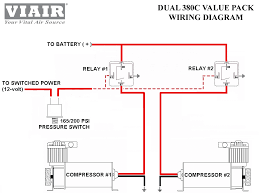 wiring diagram twin viair 380c wiring discover your throughout