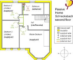 Passive House Floor Plans Economy Passive House