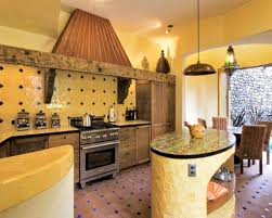 Yellow And Brown Kitchen Ideas by Yellow Wall Kitchen Rigoro Us
