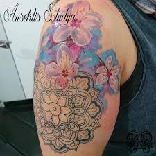 mandala tattoo glasgow auseklis studija otzi tattoos glasgow