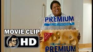 downsizing movie downsizing movie clip giant crackers 2017 matt damon comedy