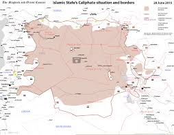 Islamic State Territory Map by Arab World Maps Islamic State U2013 The Caliphate Keeps On Growing