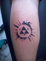 tattoo gallery for men triforce tattoo