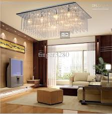 Lights For Living Room Ceiling Modern Fashion Square Ceiling Living Room Bedroom Lighting Ls