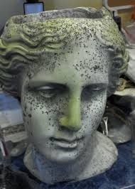 15 best heads images on pinterest cast stone head planters and