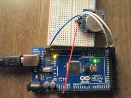 projects from tech arduino rtc tinyrtc v1 with arduino mega 2560