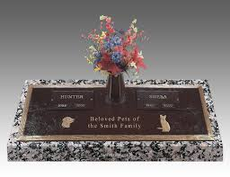headstones for dogs pet headstones cemetery grave markers for dogs and cats