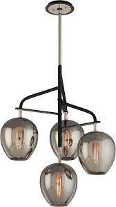 Wrought Iron Ceiling Lights Troy F4295 Odyssey Worked Wrought Iron Ceiling Light Fixture