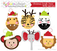 christmas jeep clip art baby shower jungle animals clipart 74