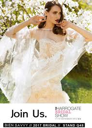 september wedding dresses bien savvy premieres 2017 wedding dresses at the harrogate bridal
